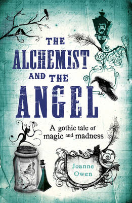 The Alchemist and the Angel (Paperback)