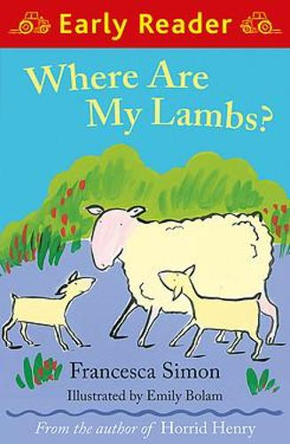Early Reader: Where are my Lambs? - Early Reader (Paperback)