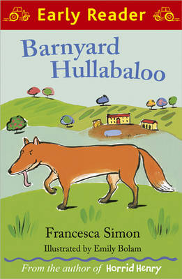 Barnyard Hullabaloo - Early Reader 109 (Paperback)