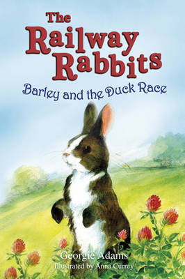 Barley and the Duck Race - The Railway Rabbits No. 9 (Paperback)