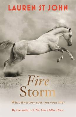 The One Dollar Horse: Fire Storm: Book 3 - The One Dollar Horse (Hardback)