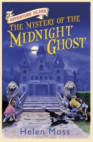 Adventure Island: The Mystery of the Midnight Ghost: Book 2 - Adventure Island (Paperback)