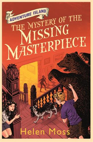 Adventure Island: The Mystery of the Missing Masterpiece: Book 4 - Adventure Island (Paperback)