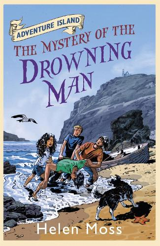 Adventure Island: The Mystery of the Drowning Man: Book 8 - Adventure Island (Paperback)