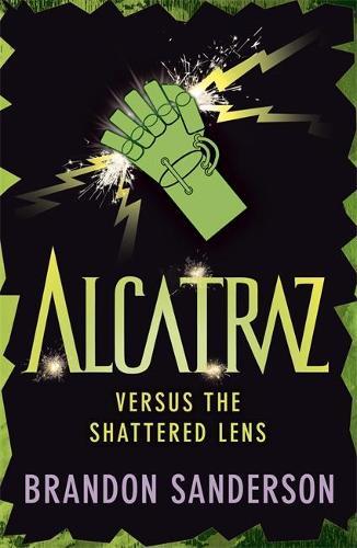 Alcatraz versus the Shattered Lens (Paperback)
