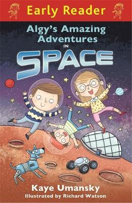 Early Reader: Algy's Amazing Adventures in Space - Early Reader (Paperback)