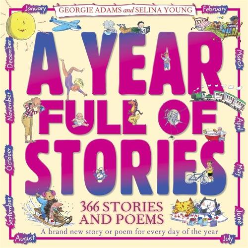 A Year Full of Stories (Hardback)