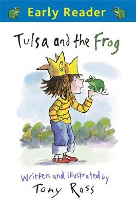 Early Reader: Tulsa and the Frog - Early Reader (Paperback)