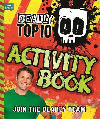Deadly Top Ten Activity Book (Paperback)