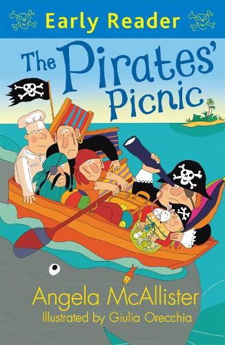 Early Reader: The Pirates' Picnic - Early Reader (Paperback)