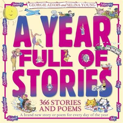 A Year Full of Stories (Paperback)