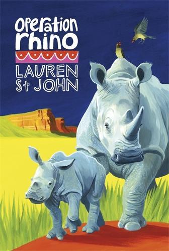 The White Giraffe Series: Operation Rhino: Book 5 - The White Giraffe Series (Paperback)