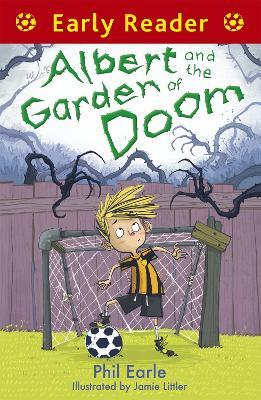Albert and the Garden of Doom - Early Reader (Paperback)