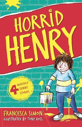 Horrid Henry: Book 1 - Horrid Henry (Paperback)