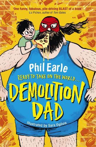 Demolition Dad - A Storey Street novel (Paperback)