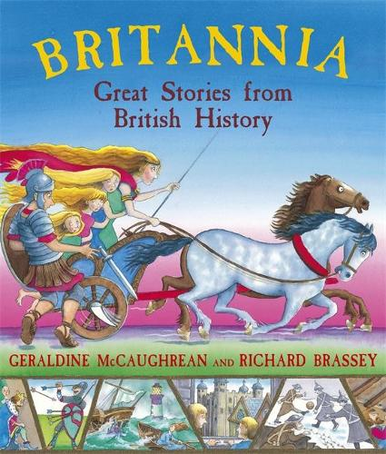 Britannia: Great Stories from British History (Paperback)