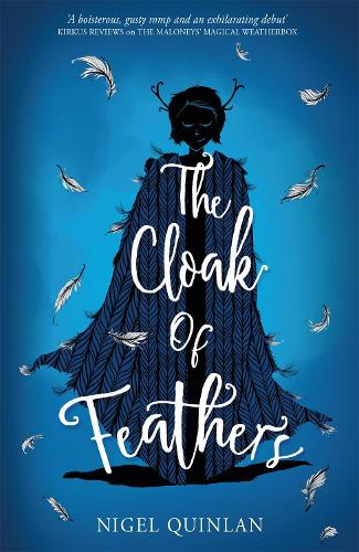 The Cloak of Feathers (Paperback)