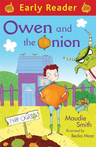 Early Reader: Owen and the Onion - Early Reader (Paperback)