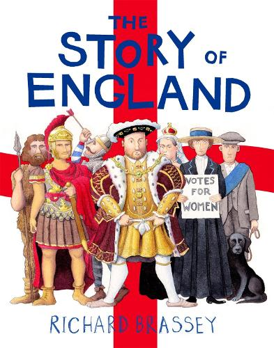 The Story of England (Hardback)