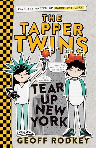 The Tapper Twins Tear up New York: Book 2 - The Tapper Twins (Paperback)