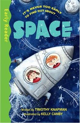 Early Reader Non Fiction: Space - Early Reader Non Fiction (Paperback)