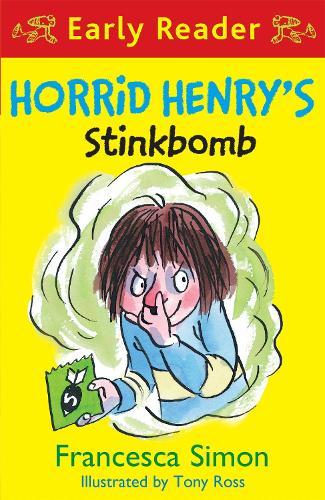Horrid Henry Early Reader: Horrid Henry's Stinkbomb: Book 35 - Horrid Henry Early Reader (Paperback)