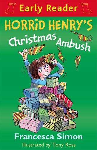 Horrid Henry Early Reader: Horrid Henry's Christmas Ambush: Book 37 - Horrid Henry Early Reader (Paperback)