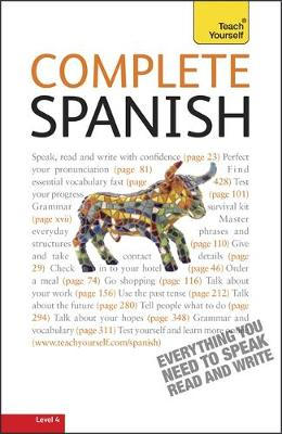 Complete Spanish (Learn Spanish with Teach Yourself) (Paperback)