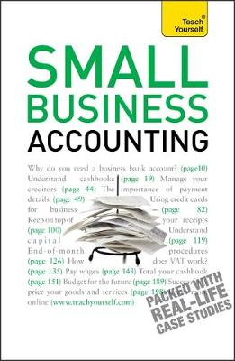 Small Business Accounting: The jargon-free guide to accounts, budgets and forecasts - Ty Business Skills (Paperback)