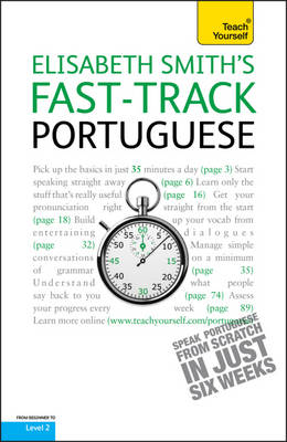 Teach Yourself Fast-track Portuguese - Teach Yourself Instant Courses (Paperback)