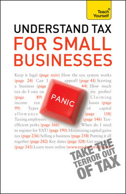 Teach Yourself Understand Tax for Small Businesses 2010 (Paperback)