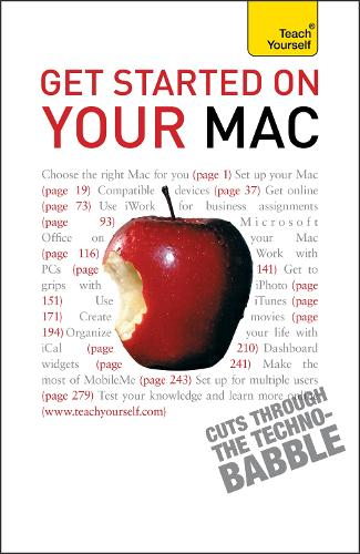 Get Started on your Mac - TY Computing (Paperback)