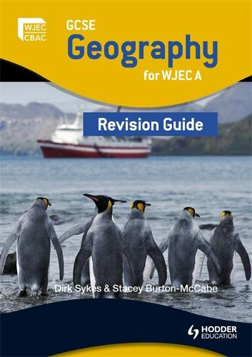GCSE Geography for WJEC A Revision Guide - WJG (Paperback)