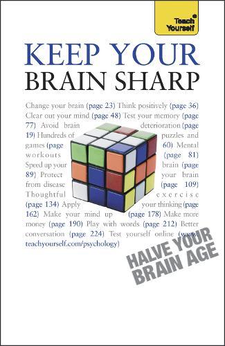Keep Your Brain Sharp: Teach Yourself - Teach Yourself - General (Paperback)