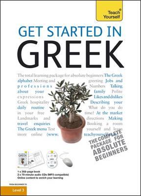 Get Started in Beginner's Greek: Teach Yourself - Teach Yourself Beginner's Languages