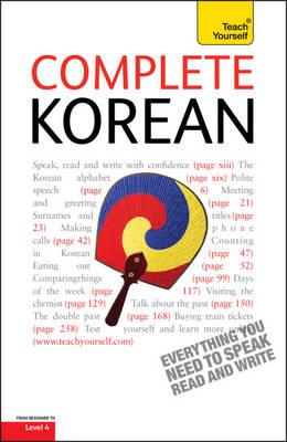 Complete Korean: Teach Yourself (Paperback)