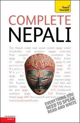Complete Nepali Beginner to Intermediate Course: Learn to read, write, speak and understand a new language with Teach Yourself (Paperback)
