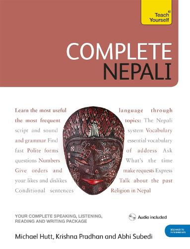Complete Nepali Beginner to Intermediate Course: (Book and audio support)