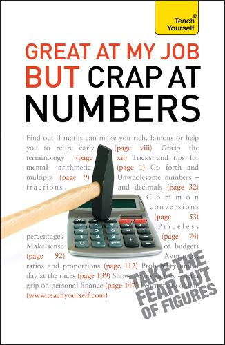 Great at My Job but Crap at Numbers - TY Business Skills (Paperback)