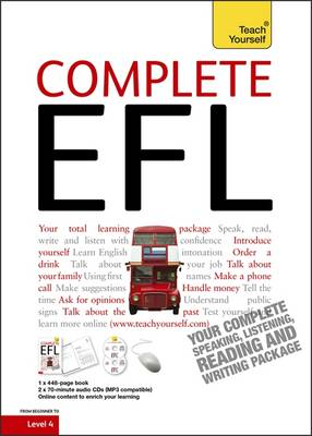 Complete English as a Foreign Language Beginner to Intermediate Course - Teach Yourself English as a Foreign Language