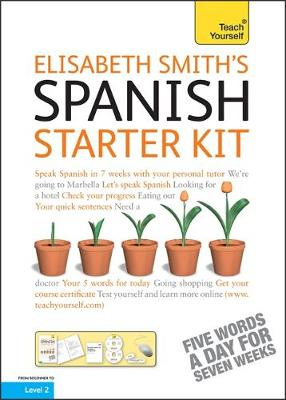 Starter Kit Spanish: Teach Yourself: Level 2 - Teach Yourself Starter Kits