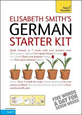 Starter Kit German: Teach Yourself - Teach Yourself Starter Kits
