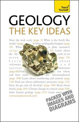 Geology - the Key Ideas: Teach Yourself - Teach Yourself - General (Paperback)