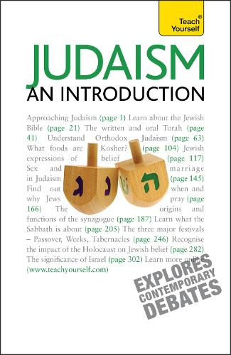 Judaism - An Introduction: Teach Yourself - Teach Yourself - General (Paperback)