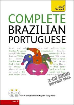 Complete Brazilian Portuguese Beginner to Intermediate Course: Learn to read, write, speak and understand a new language with Teach Yourself (CD-Audio)