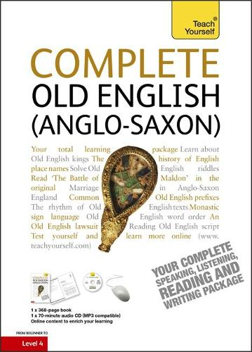 Complete Old English: (Book and audio support)