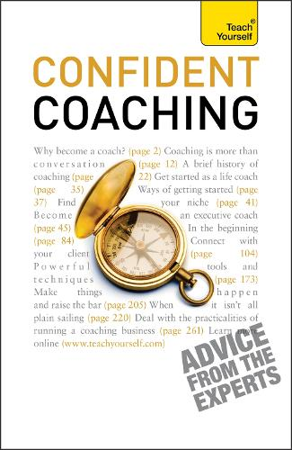 Confident Coaching: The fundamental theories and concepts of coaching: a practical guidebook - TY Business Skills (Paperback)