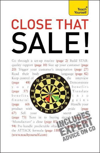 Close that Sale!: A guide to top selling techniques, including 52 skill-honing exercises - TY Business Skills (Paperback)