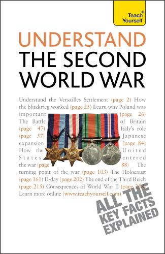 Understand the Second World War: Teach Yourself - TY History (Paperback)