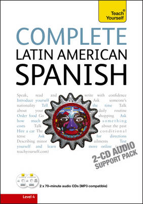 Complete Latin American Spanish (Learn Latin American Spanish with Teach Yourself): Audio Support